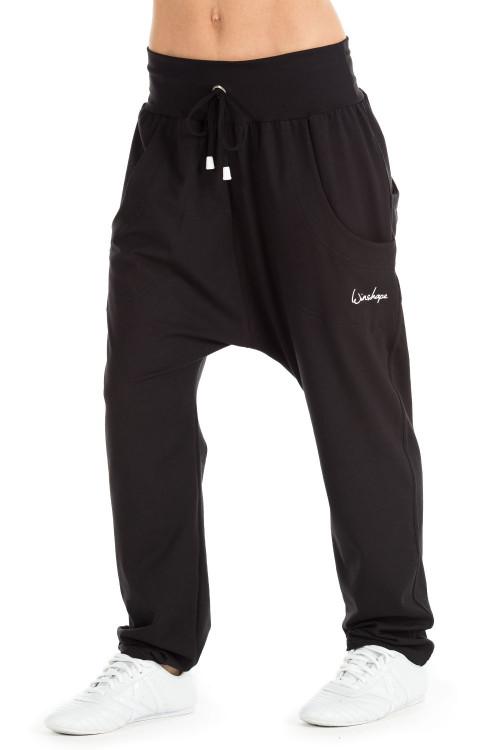 UNISEX 4Pocket Pants WH13, schwarz