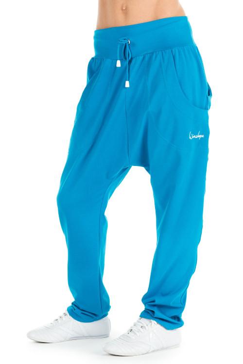 UNISEX 4Pocket Pants WH13, türkis
