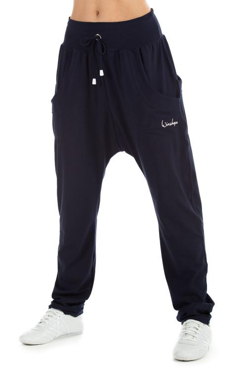 UNISEX 4Pocket Pants WH13, night blue