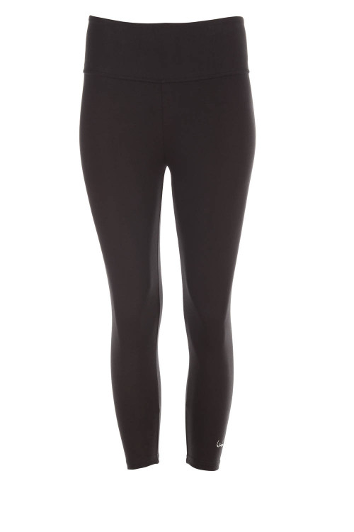 7/8-Slim Tights WTL31, schwarz