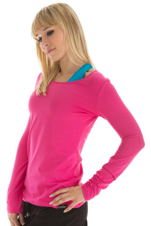 Longsleeve WS1, pink