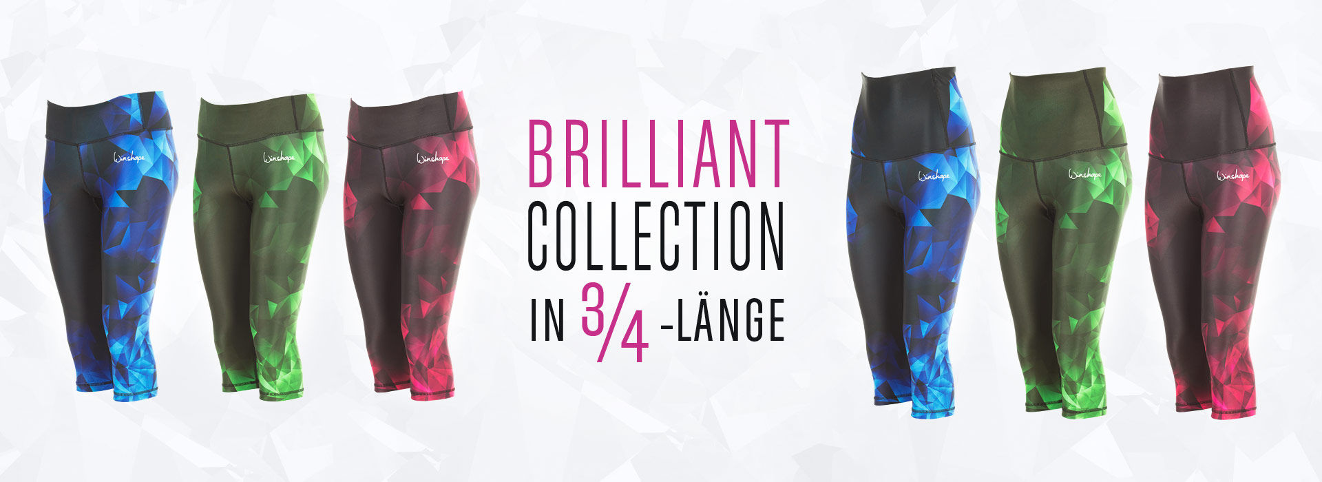 Brilliant Collection in 3/4-Länge