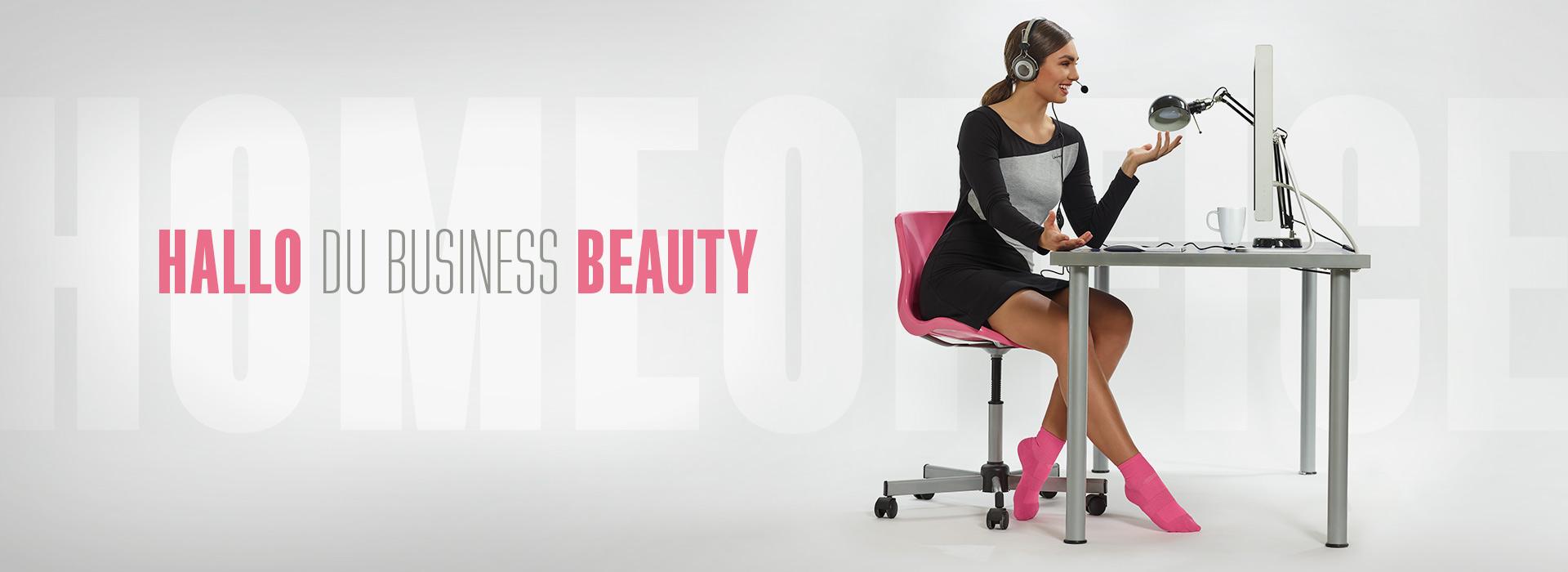 Business beauty