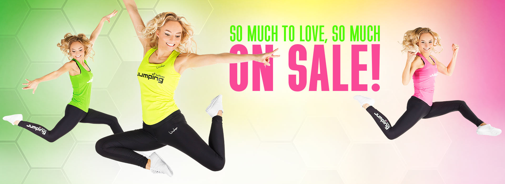 So much to love, so much ON SALE!