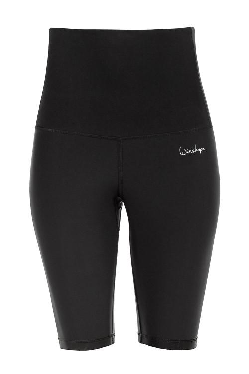 """Functional Power Shape Biker Shorts """"High Waist"""" HWL402, schwarz"""