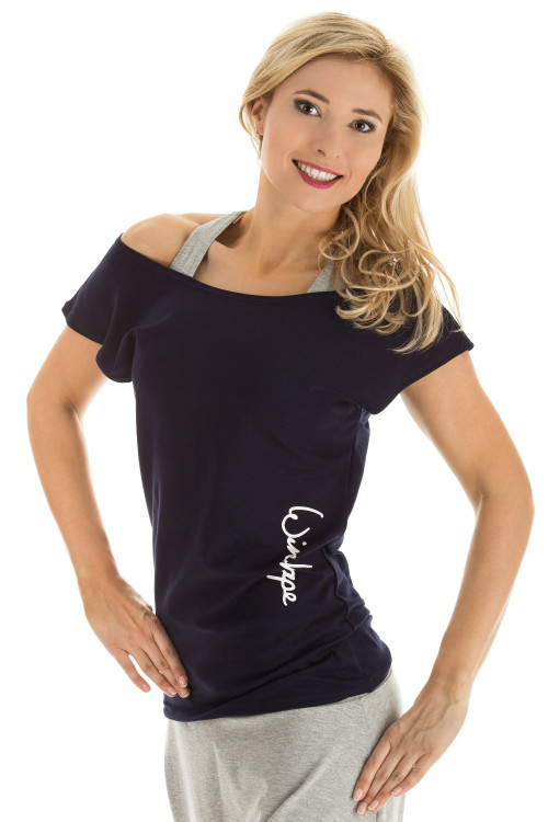 Dance-Shirt WTR12, night blue