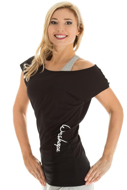 Dance-Shirt WTR12, schwarz