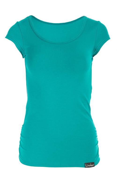 Kurzarmshirt WTR4, ocean green