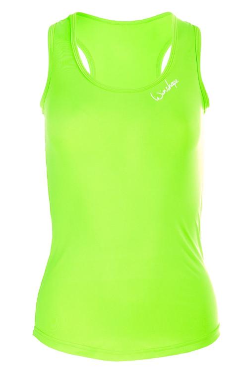 Super leichtes Functional Tanktop AET104, neon grün