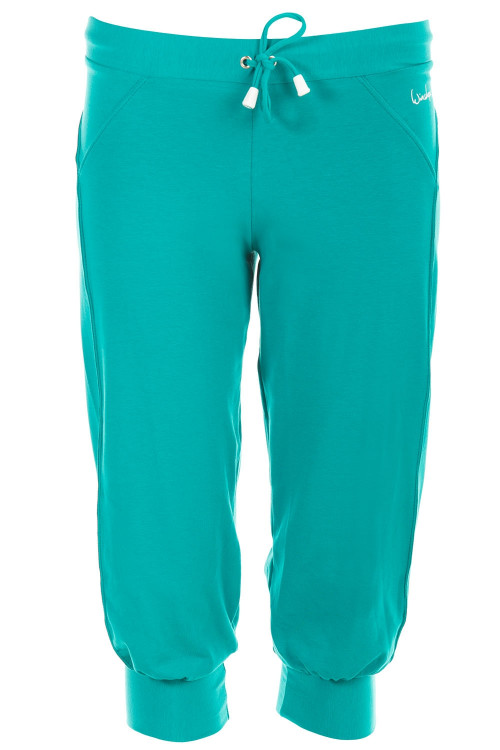 """Shape up"" 3/4-Trainingshose WBE5, ocean green"