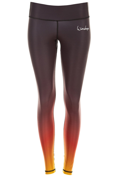 Functional Power Shape Tights AEL102, earth