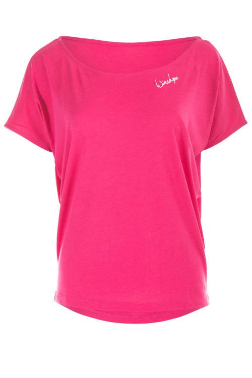 Ultra leichtes Modal-Kurzarmshirt MCT002, Deep Pink