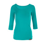 3/4-Arm Shirt WS4, ocean green