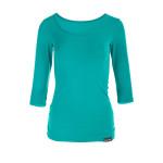 3/4-Arm Shirt WS4, ocean green