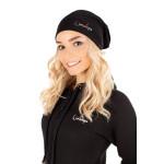 Beanie-Mütze WBM1, schwarz