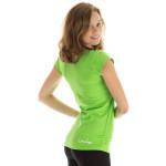 Kurzarmshirt WTR4, apfelgrün