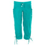 """Feel good"" 3/4-Trainingshose WBE6, ocean green"