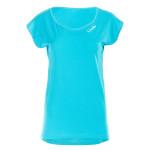 Ultra leichtes Modal-Kurzarmshirt mit abgerundetem Saum MCT013, sky blue