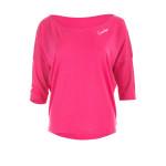Ultra leichtes Modal-3/4-Arm Shirt MCS001, Deep Pink