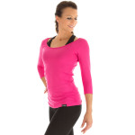 3/4-Arm Shirt WS4, pink