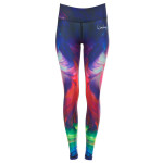 Functional Power Shape Tights AEL102 mit Anti-Rutsch-Effekt, colour explosion