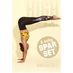 Sparset Sport-BH + High Waist-Leggings, dandelion breeze, 2-teilig